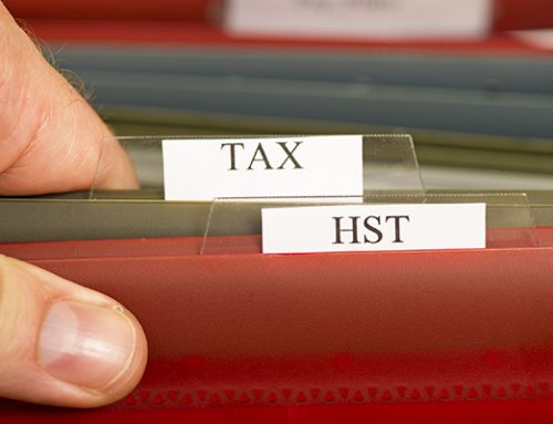 How To File Your GST-HST Return From A Completed Worksheet